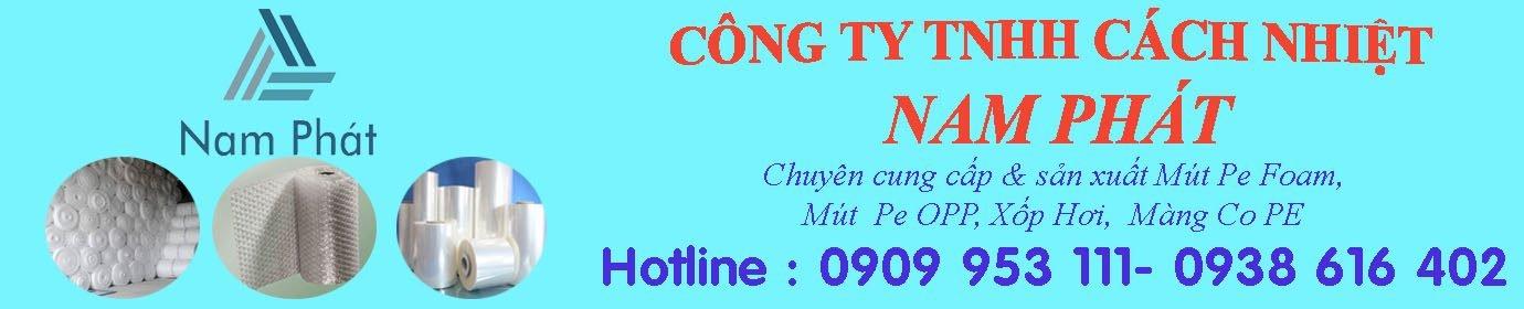 Mút Xốp PE Foam Nam Phát
