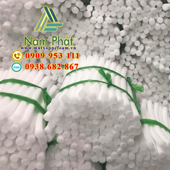 Ống mút xốp tròn giá rẻ Nam Phát