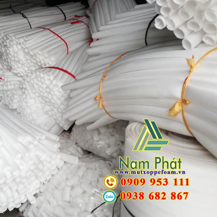 Ống xốp rỗng Nam Phát
