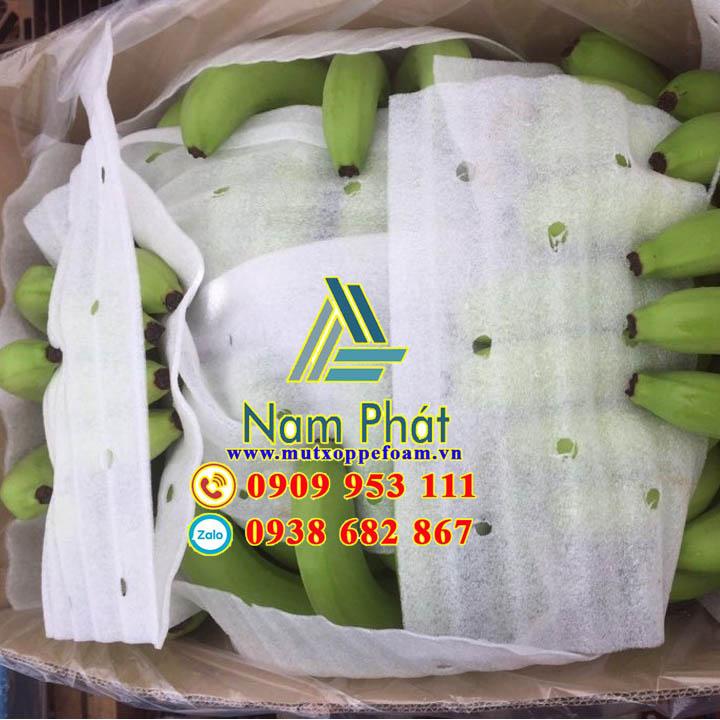 Tấm foam lót chuối, xoài, thanh long giá rẻ ở Đồng Nai