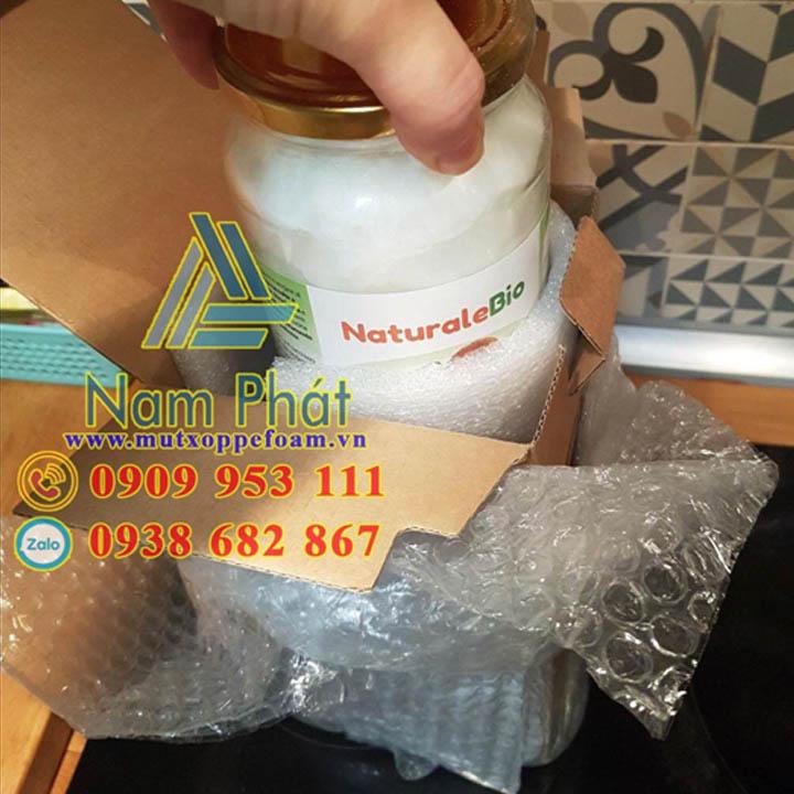 Xốp nổ bọc hàng, màng nilon chống sốc giá rẻ TPHCM