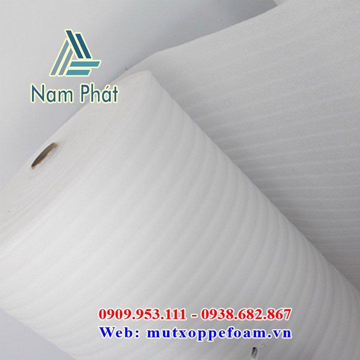 Cuộn xốp pe foam 1.5mm giá rẻ tại TPHCM, Thủ Đức